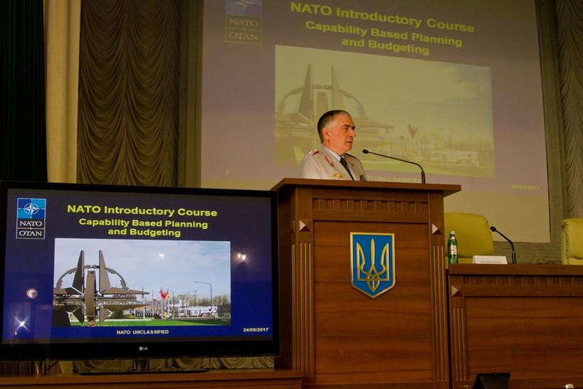 НАТО створює платформу для підготовки фахівців на базі Національної академії НГУ