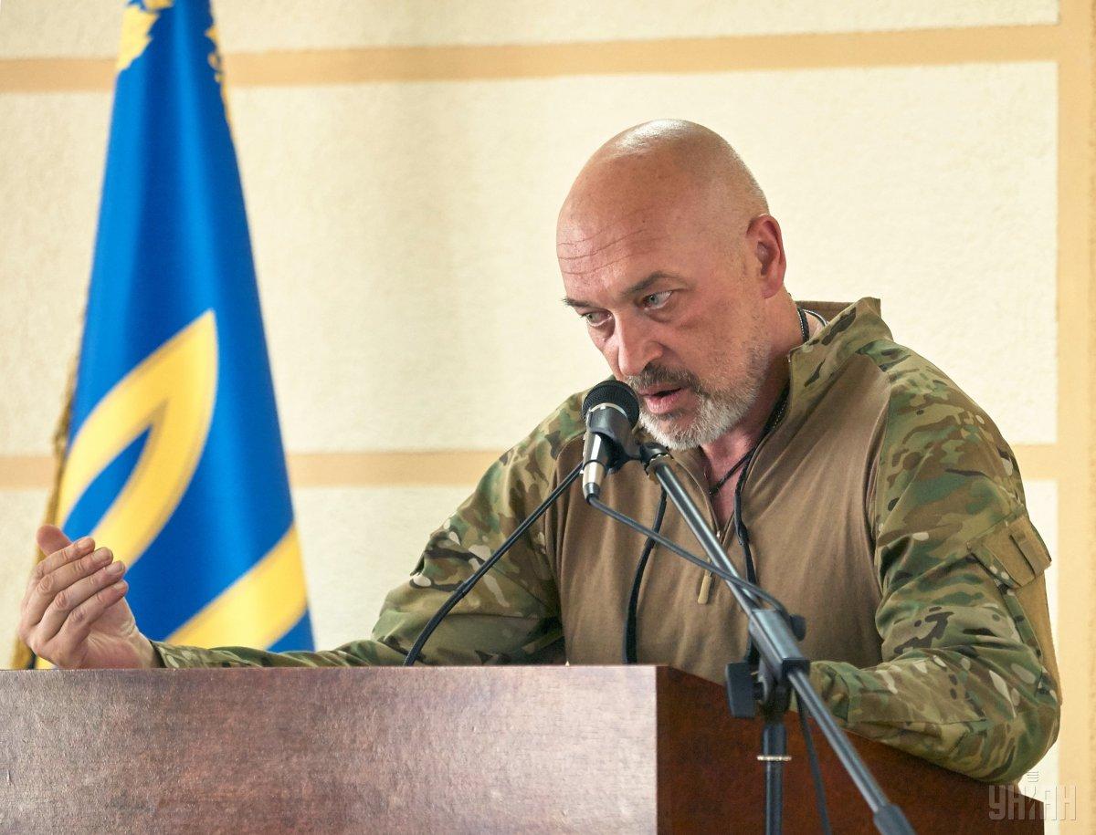 Закон про деокупацію Донбасу не означає повномасштабної війни – Тука