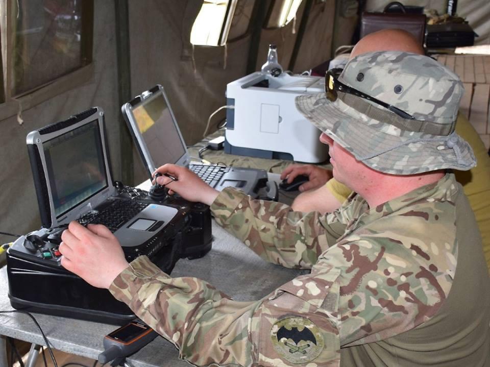 Фахівці Державного науково-випробувального центру Збройних Сил України завершили практичну фазу випробувань БАК «Fly Eye».