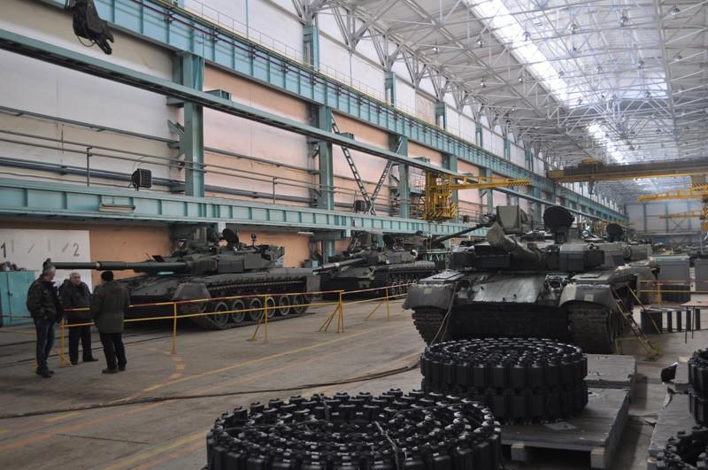 У Харкові відновлюють складальну ділянку дизельного заводу для потреб заводу ім. Малишева