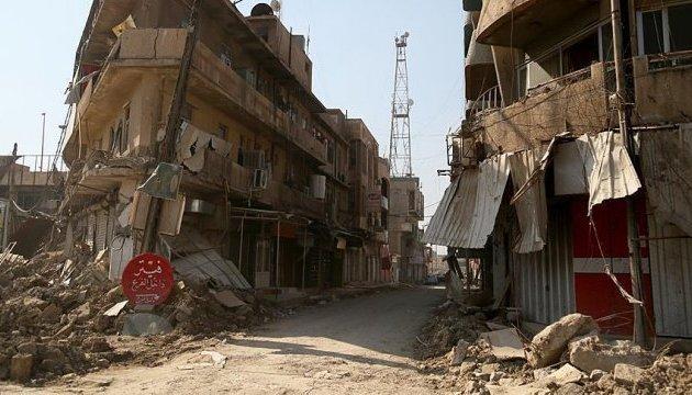 Туреччина готова допомогти з відбудовою Мосула