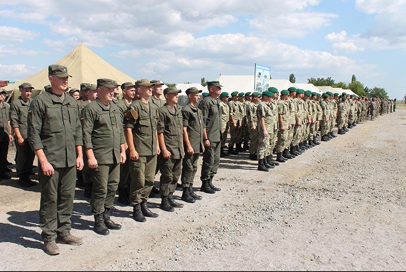 """До міжнародних навчань """"Сі Бриз 2017"""", окрім Збройних Сил будуть також залучена Національна Гвардія та Державна прикордонна служба"""