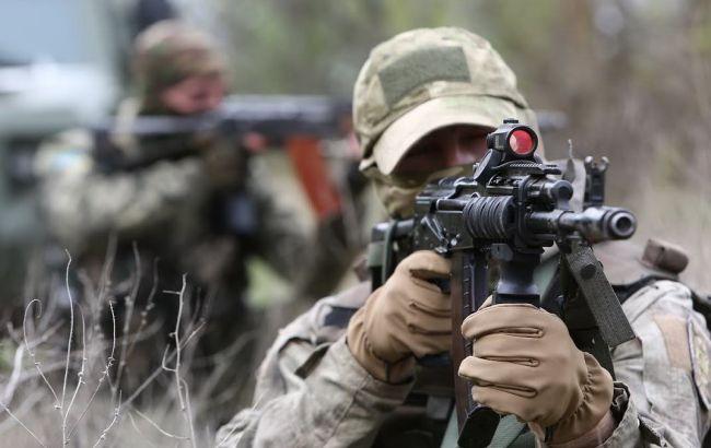 Збройні Сили, Державна прикордонна служба та Національна Гвардія провели спільні навчання у Дніпропетровській області
