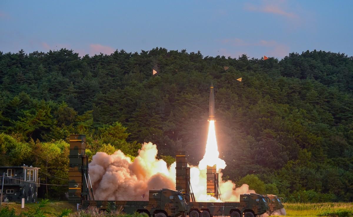 Південна Корея провела навчання з балістичними ракетами після ядерного випробування КНДР