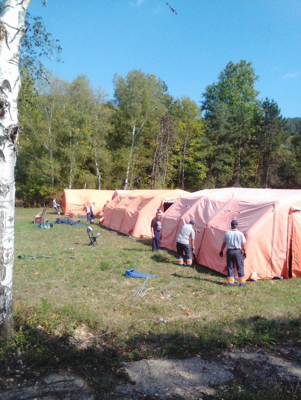 Українські рятувальники беруть участь у навчаннях НАТО у Боснії і Герцеговині