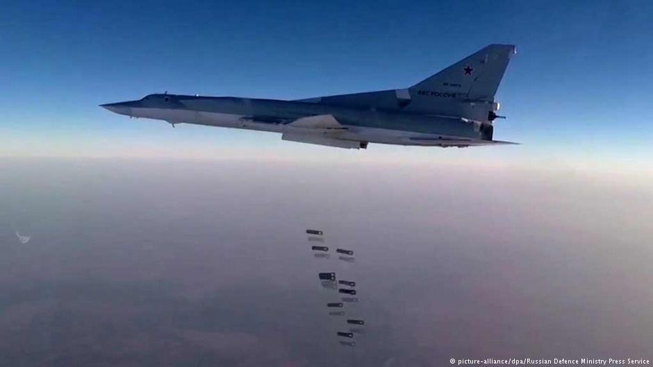 В наслідок авіаудару РФ у Сирії загинуло 38 цивільних, серед них дев'ятеро дітей