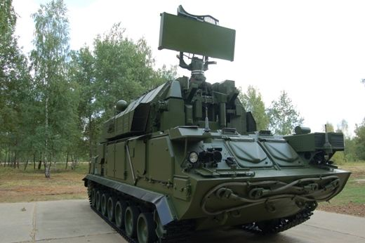 """ОБСЄ у своєму звіті оприлюднило інформацію про російський ЗРК """"Тор"""" на Донбасі"""