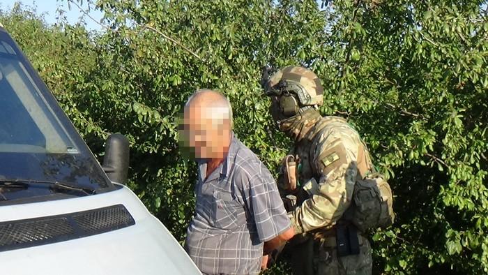 На Донеччині СБУ затримала інформатора терористичної організації «ДНР»