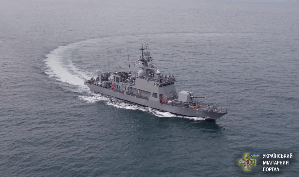 ВМС Південної Кореї отримали до свого складу перший патрульний катер проекту PKX-B