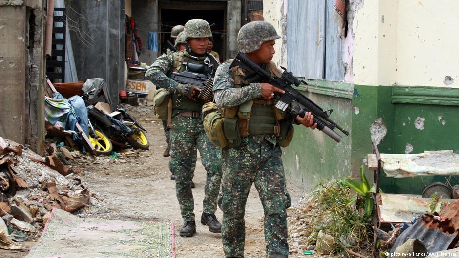 На Філіппінах військові заявили про звільнення від ісламістів міста Мараві