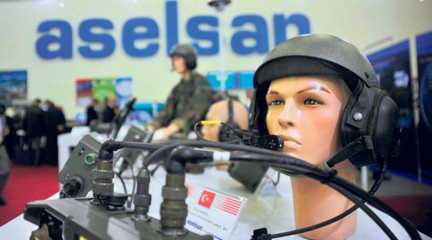 Національна поліція отримає засоби зв'язку від «Aselsan»