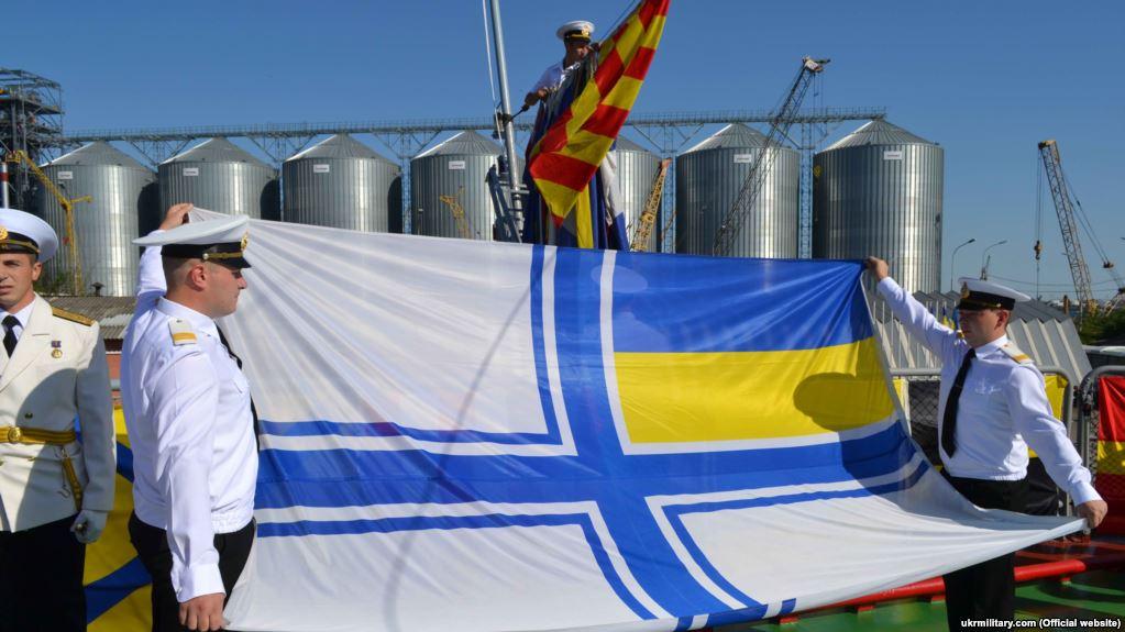 Військово-морські сили України отримають середній розвідувальний корабель