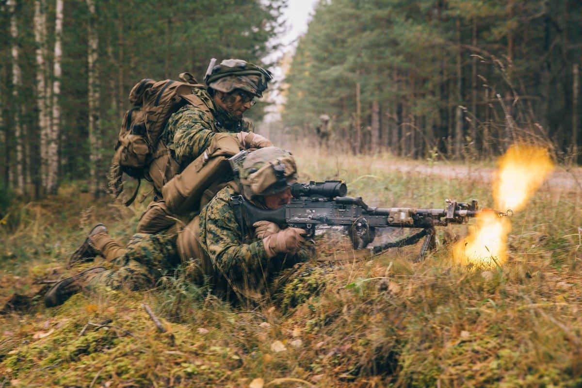 """В Латвії стартували міжнародні навчання """"Silver Arrow 2017"""""""