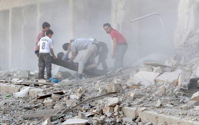 Правозахисники: за місяць у Сирії загинули 435 мирних жителів