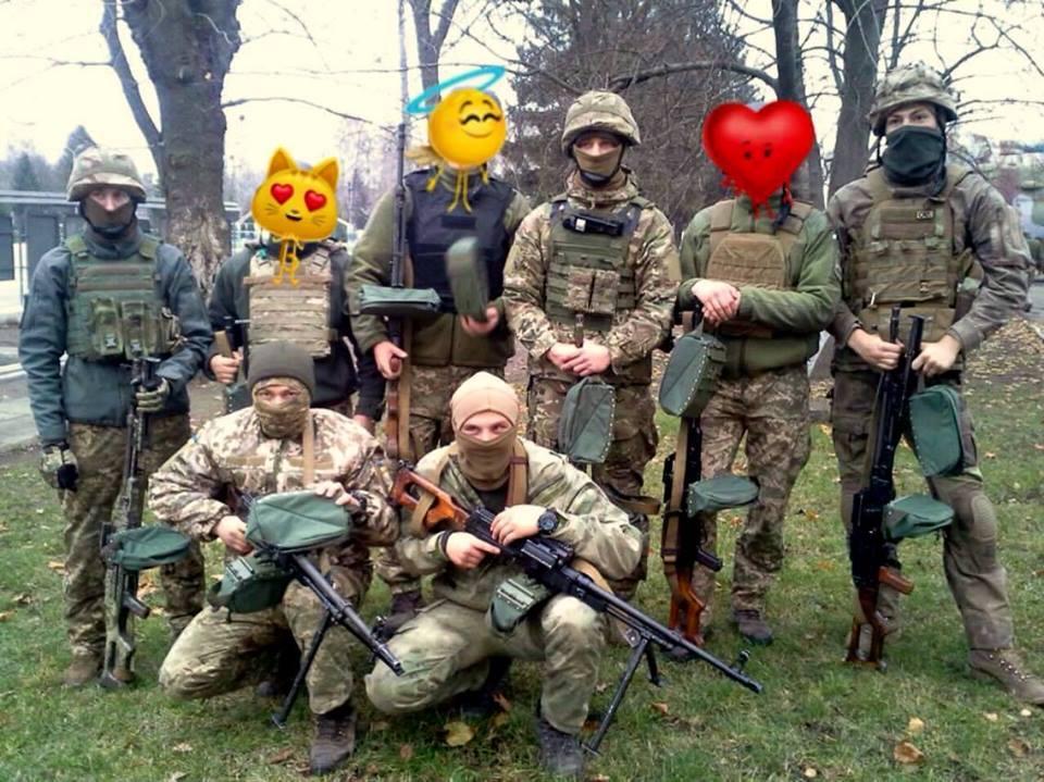 Звіт від 3-го загону 8 полку ССО по отриманню партії м'яких коробів для ПКМ