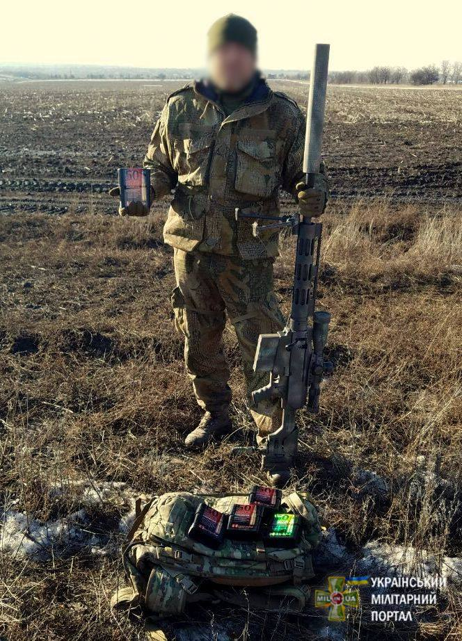 Закрили потребу у 50 патронів Hornady Match калібру .50 для роти снайперів 36 бригади морської піхоти.