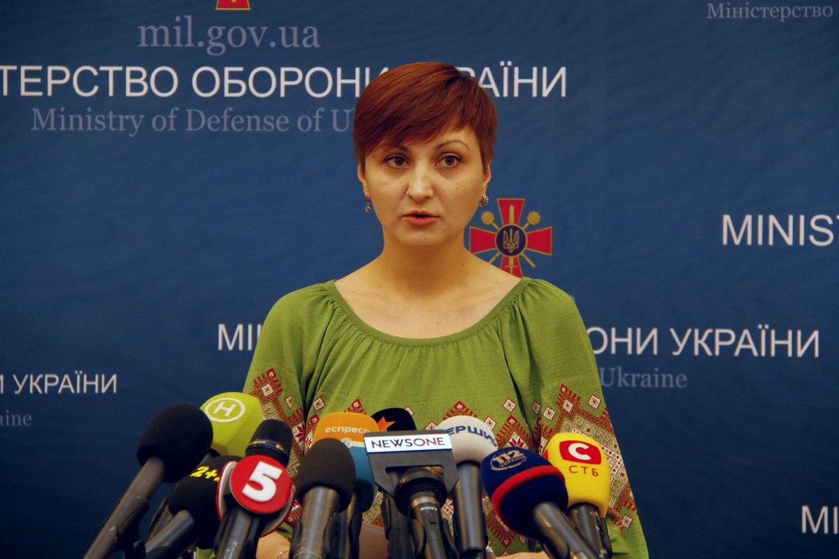 Інтерв'ю Укрінформу з Діаною Петреня – керівником проекту реформи системи харчування ЗСУ