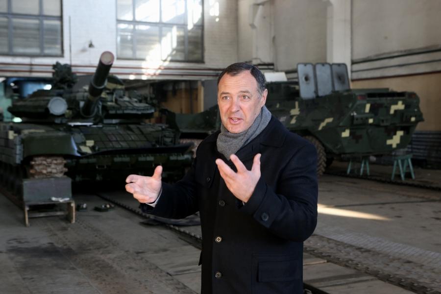 Інтерв'ю директора КБТЗ з Defence Express
