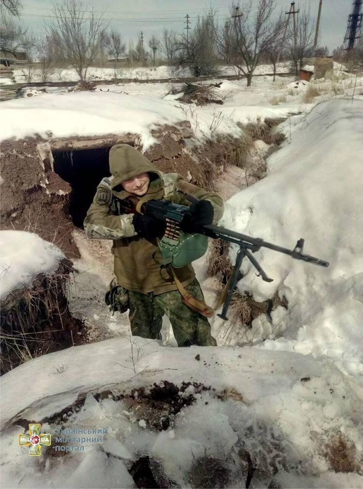 """Батальйон """"Донбас"""" Національної гвардії отримав партію м'яких коробів"""