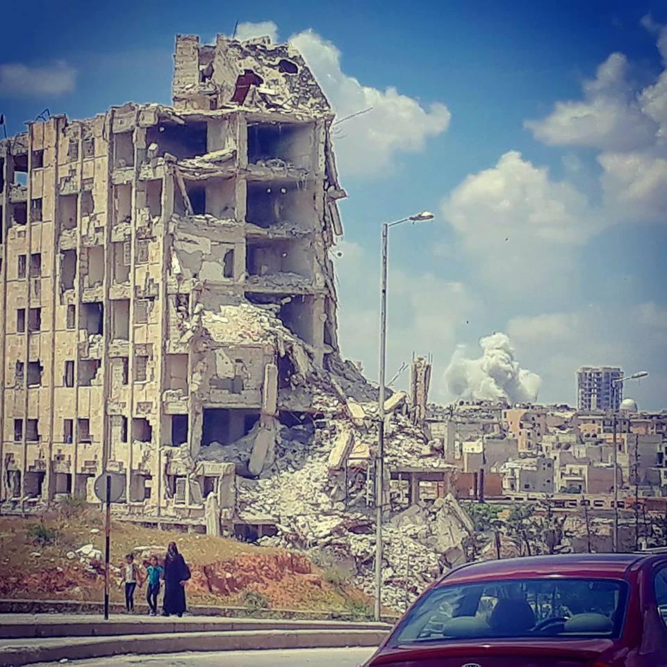 Що там у Сирії – хроніка подій за 15 травня