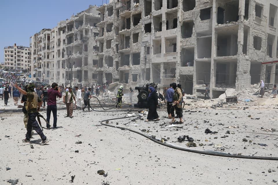 Що там у Сирії – хроніка подій за 26 травня