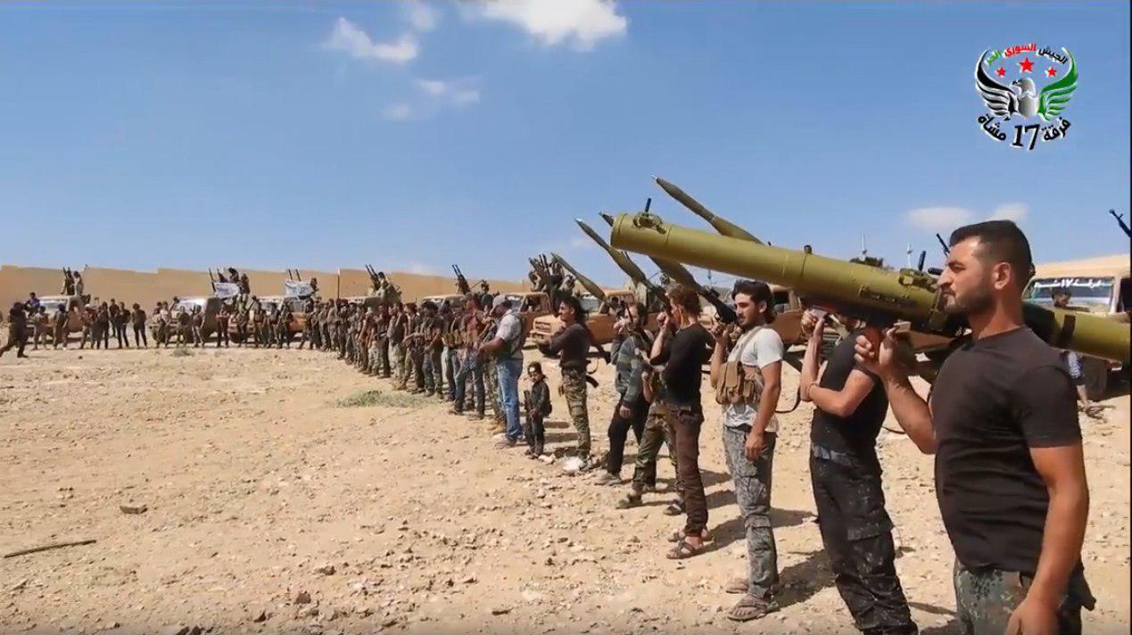 Що там у Сирії – хроніка подій за 21 червня