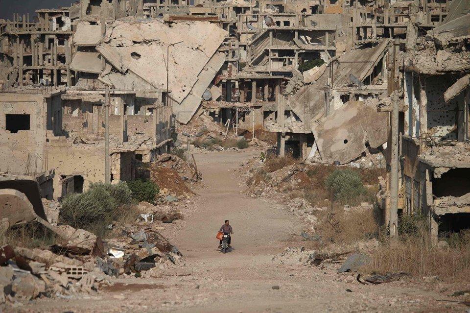 Що там у Сирії – хроніка подій за 12 серпня