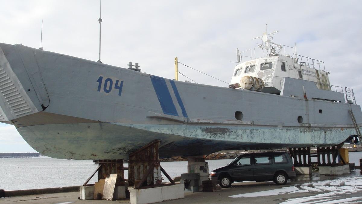 Новий десантний катер для ВМС