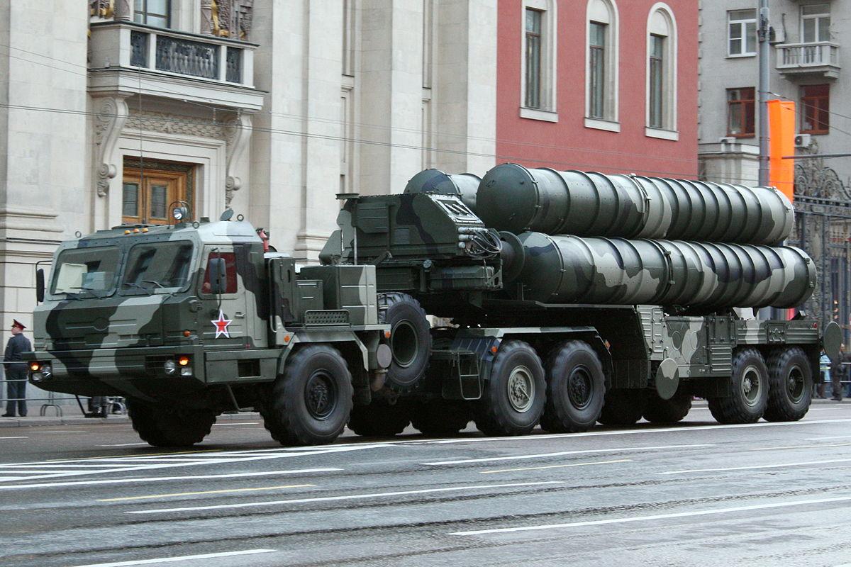 Росія хоче продати туркам С-300 та С-400