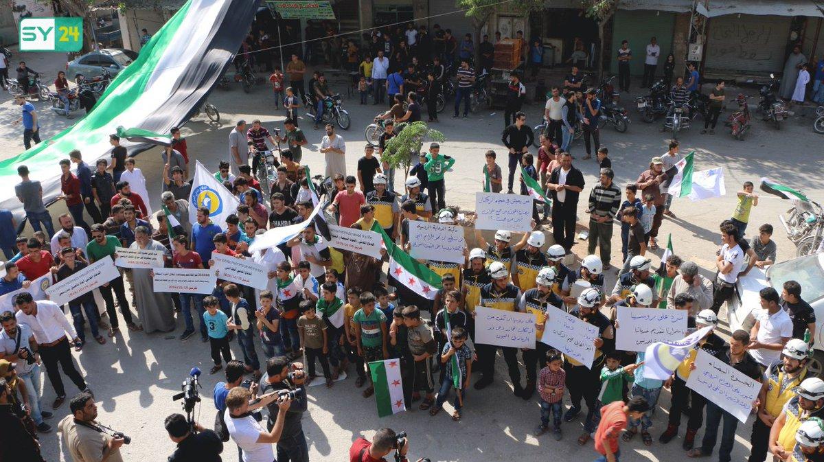 Що там в Сирії – хроніка подій за 19-20 жовтня.