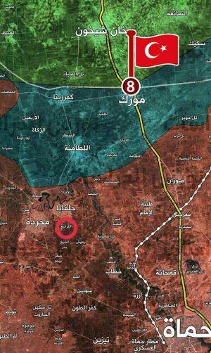 Що там в Сирії – хроніка подій за 9-10 листопада