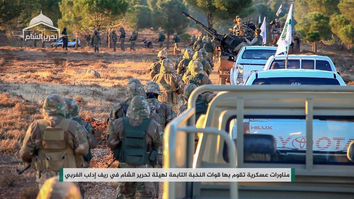 Що там в Сирії – хроніка подій за 9-10 січня
