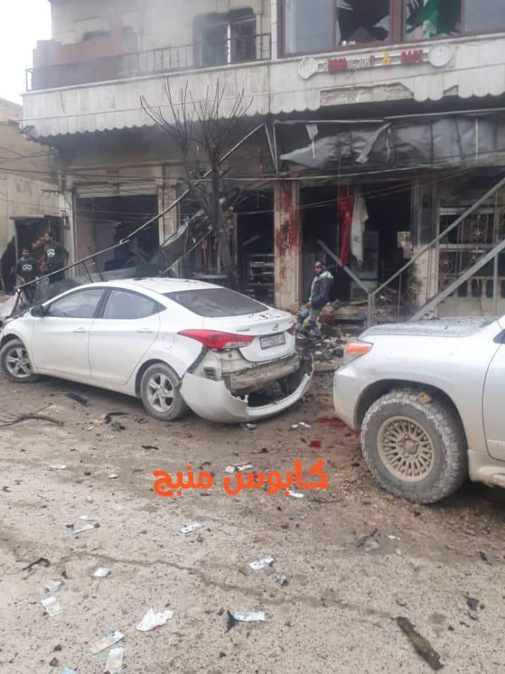 Що там в Сирії – хроніка подій за 15-16 січня