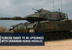 Turkish tanks to be upgunnes with Ukrainian Konus missiles