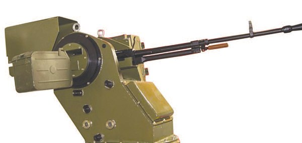 «Чернігівський завод радіоприладів» створив полегшений бойовий модуль «Іва»