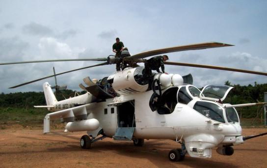Росіяни тиснуть на наші вертольотні заводи
