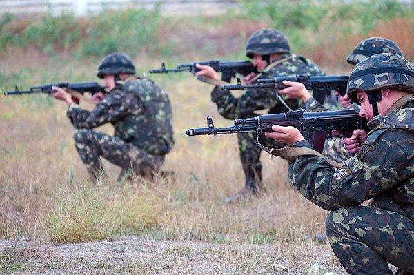 АК-74 на озброєнні Морської піхоти