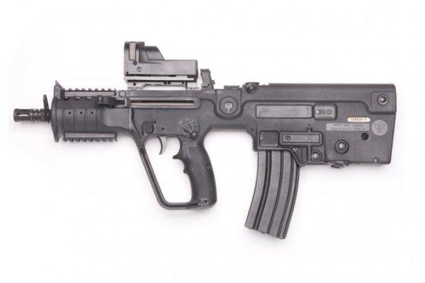 5,56 мм штурмова гвинтівка «Форт-224»
