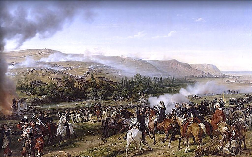 Військово–історичний меморіал «Поле Альмінської битви»