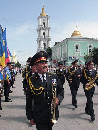 Україна залишиться без військових оркестрів