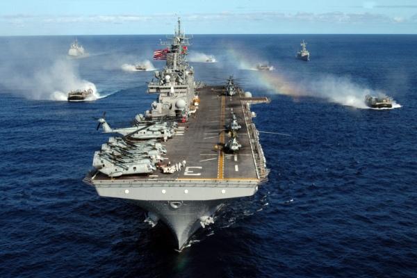 США направить додаткові кораблі у Середземномор'я