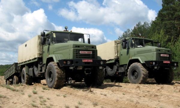 ХК «Автокраз» планує в 2011 році експортувати 82% своєї продукції
