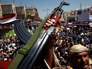 В Ємені тривають озброєні демонстрації