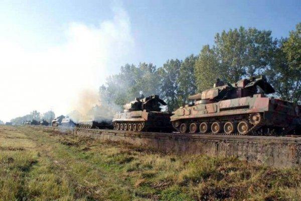 Зенітний ракетно-артиллерійський дивізіон