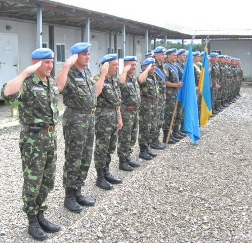 Історія участі Збройних Сил України у міжнародних миротворчих операціях