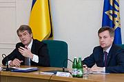 Президент представив Наливайченка як голову СБУ