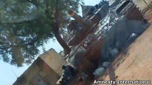 Amnesty звинуватила Україну у постачанні танків до Південного Судану