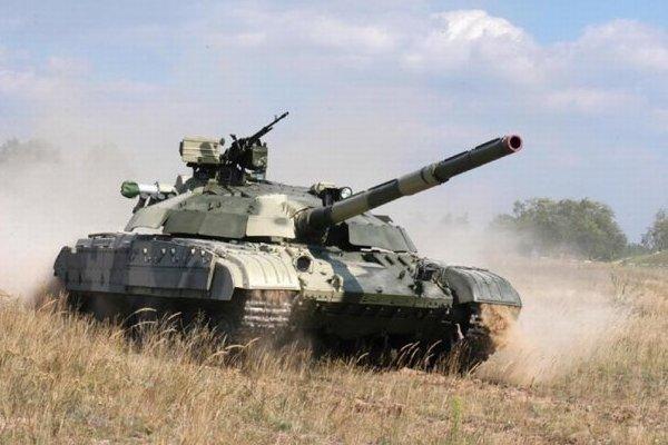 Основний бойовий танк Т-64БМ «Булат»