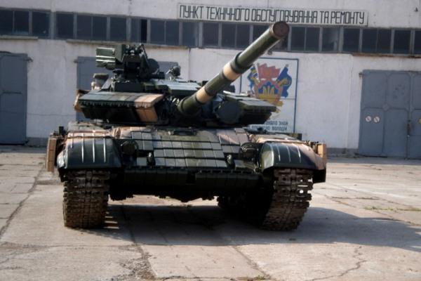 Основний бойовий танк Т-64БВ