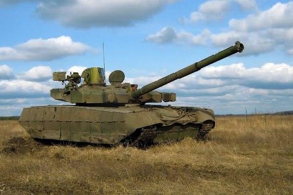"""Основний бойовий танк БМ """"Оплот"""""""